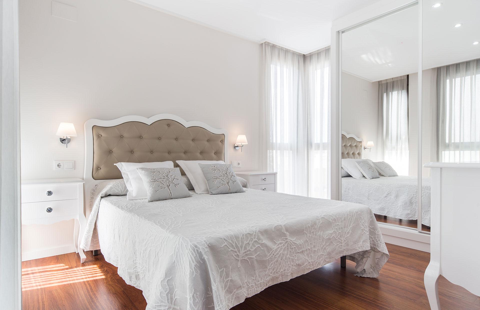colección mueble dormitorio lacado