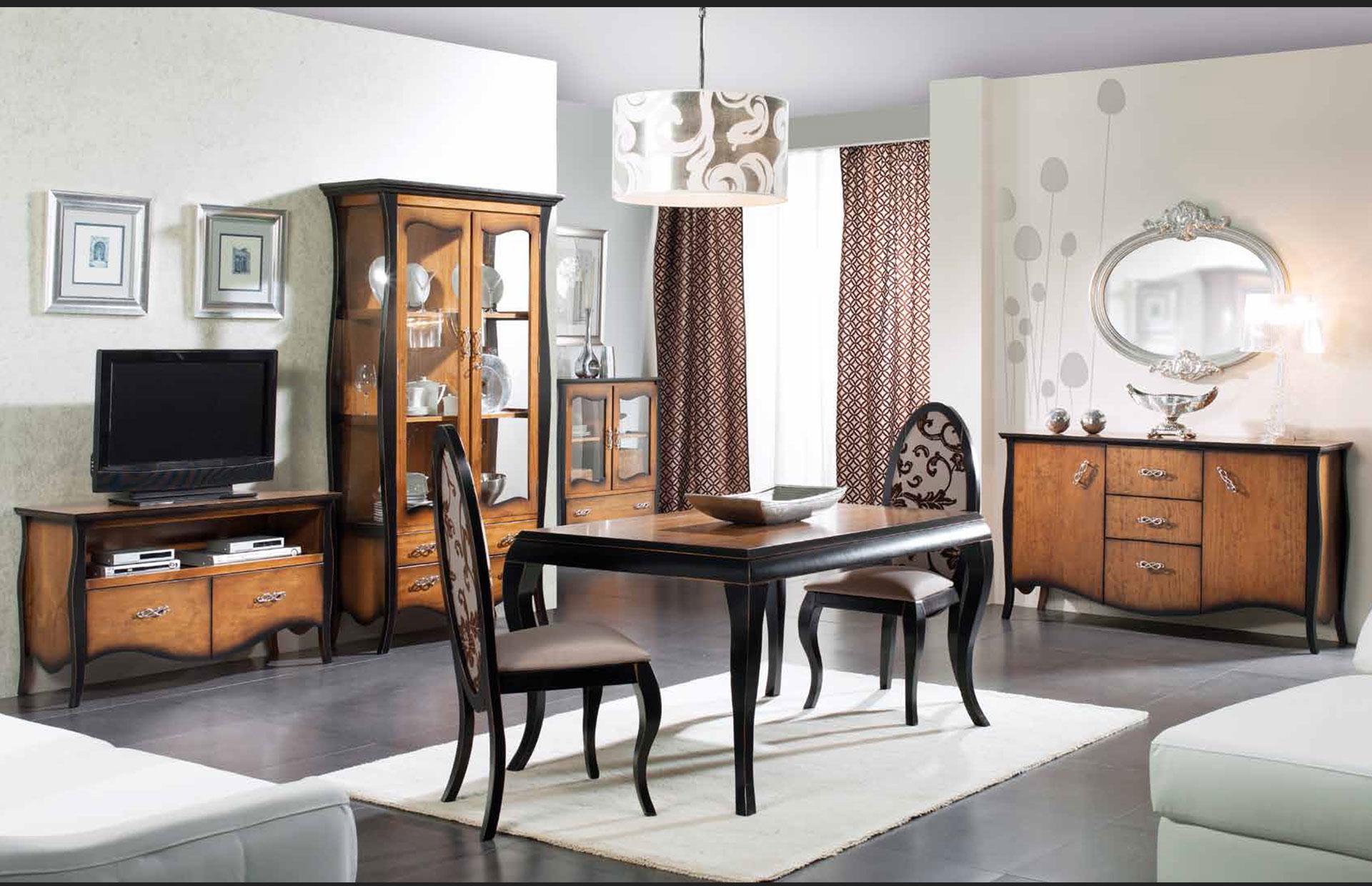 colección muebles comedor