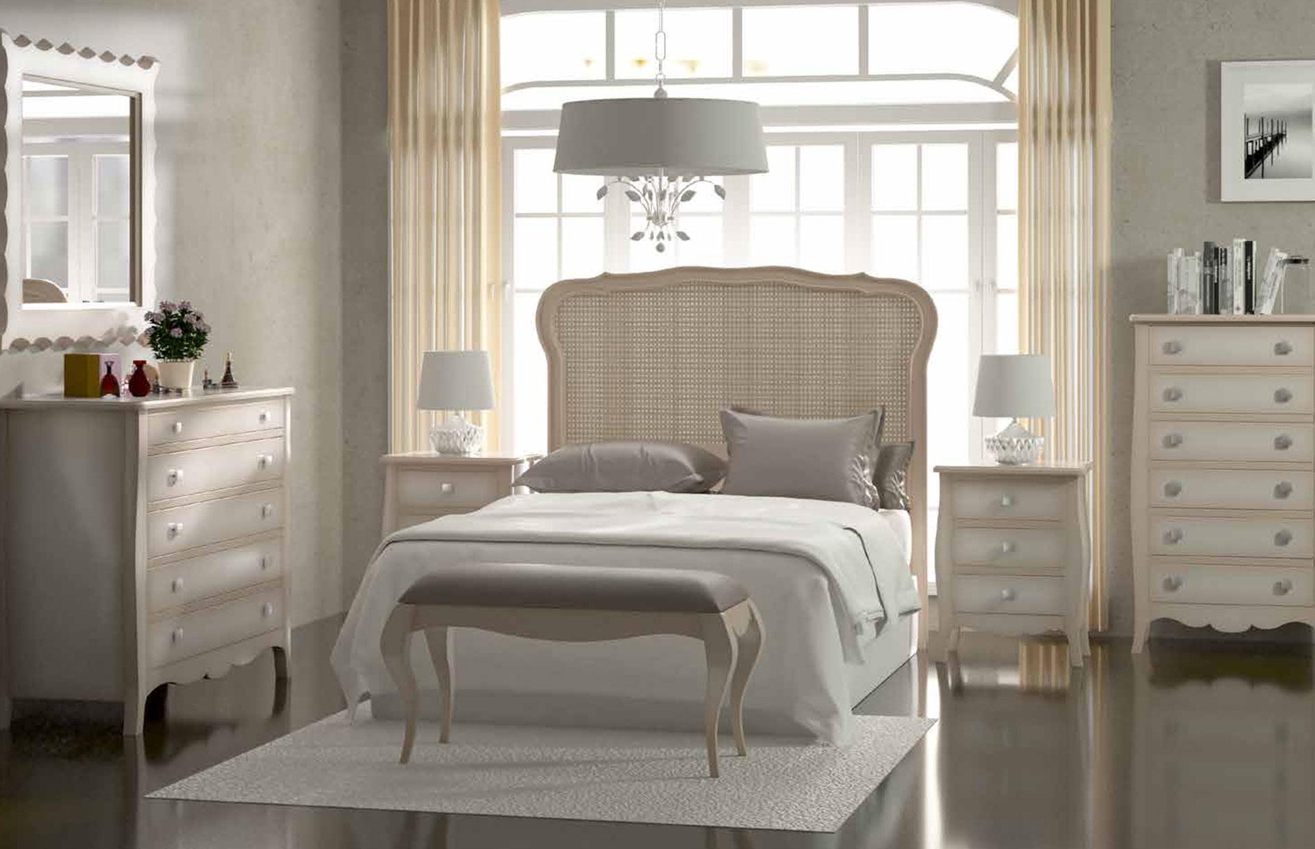 mueble clasico de dormitorio