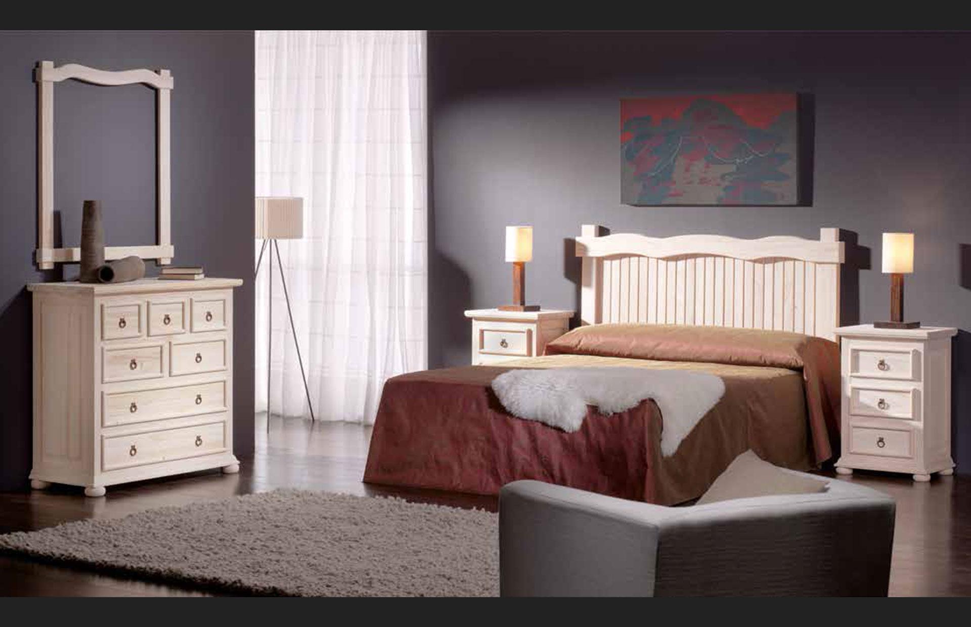 muebles clasico rústicos