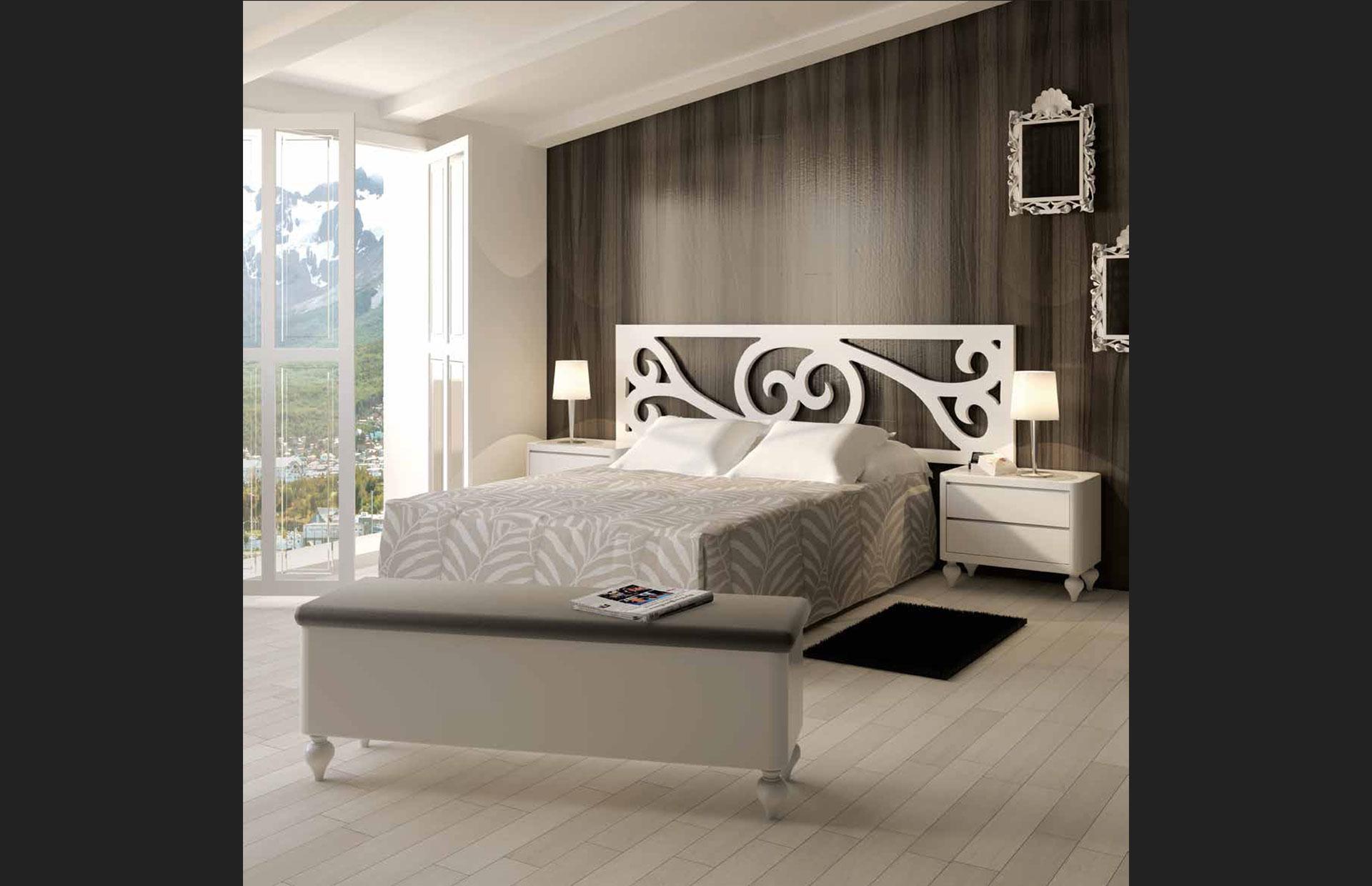 muebles de dormitorio con estilo clásico