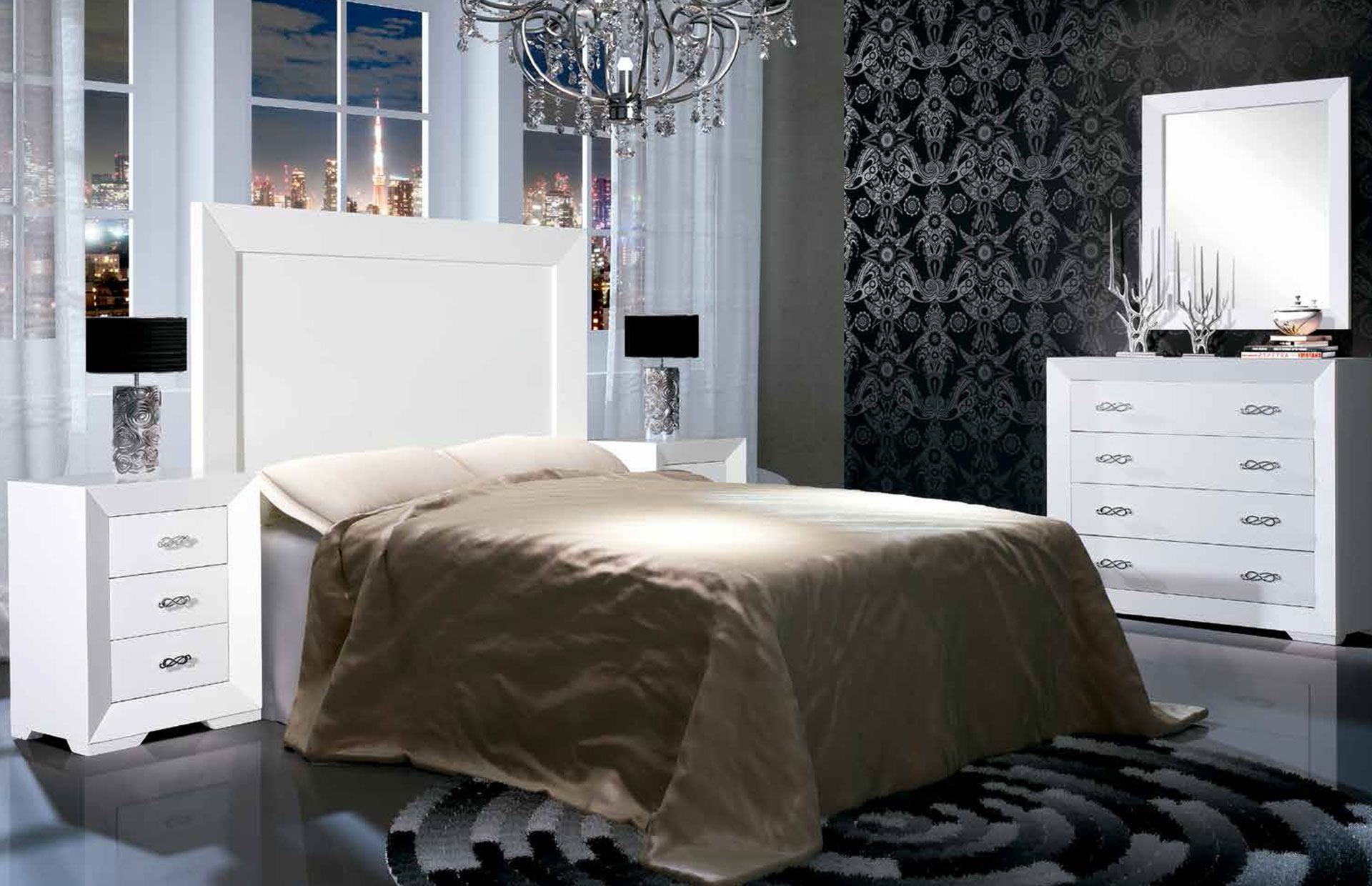 muebles de dormitorio con estilo