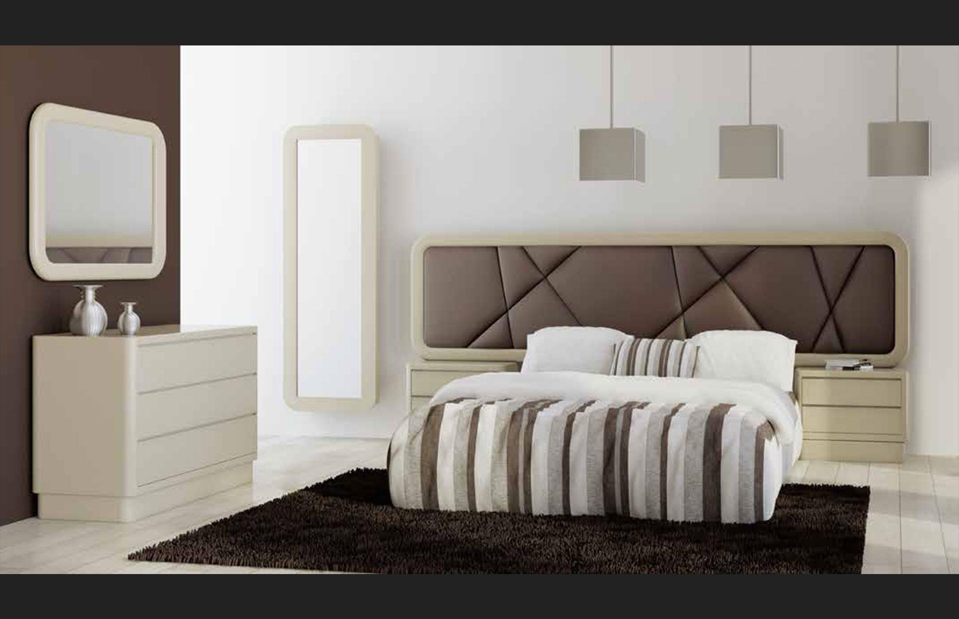muebles de dormitorio estilo años sesenta