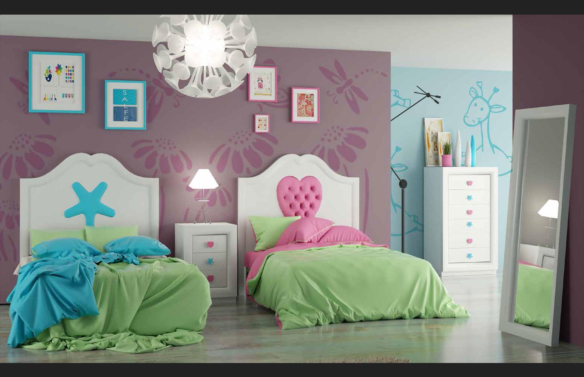 muebles de dormitorio infantil en valencia