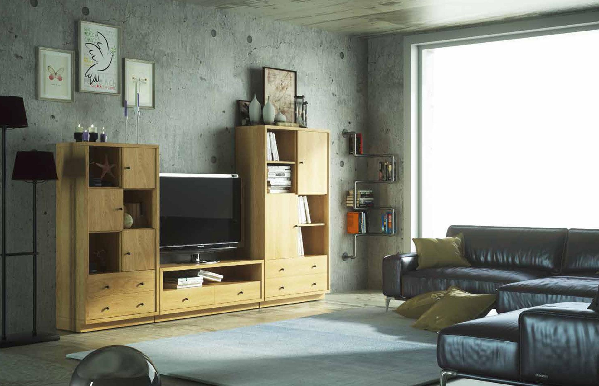 muebles madera comedor