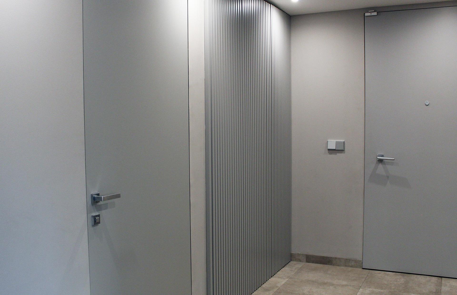 proyecto panel lacado