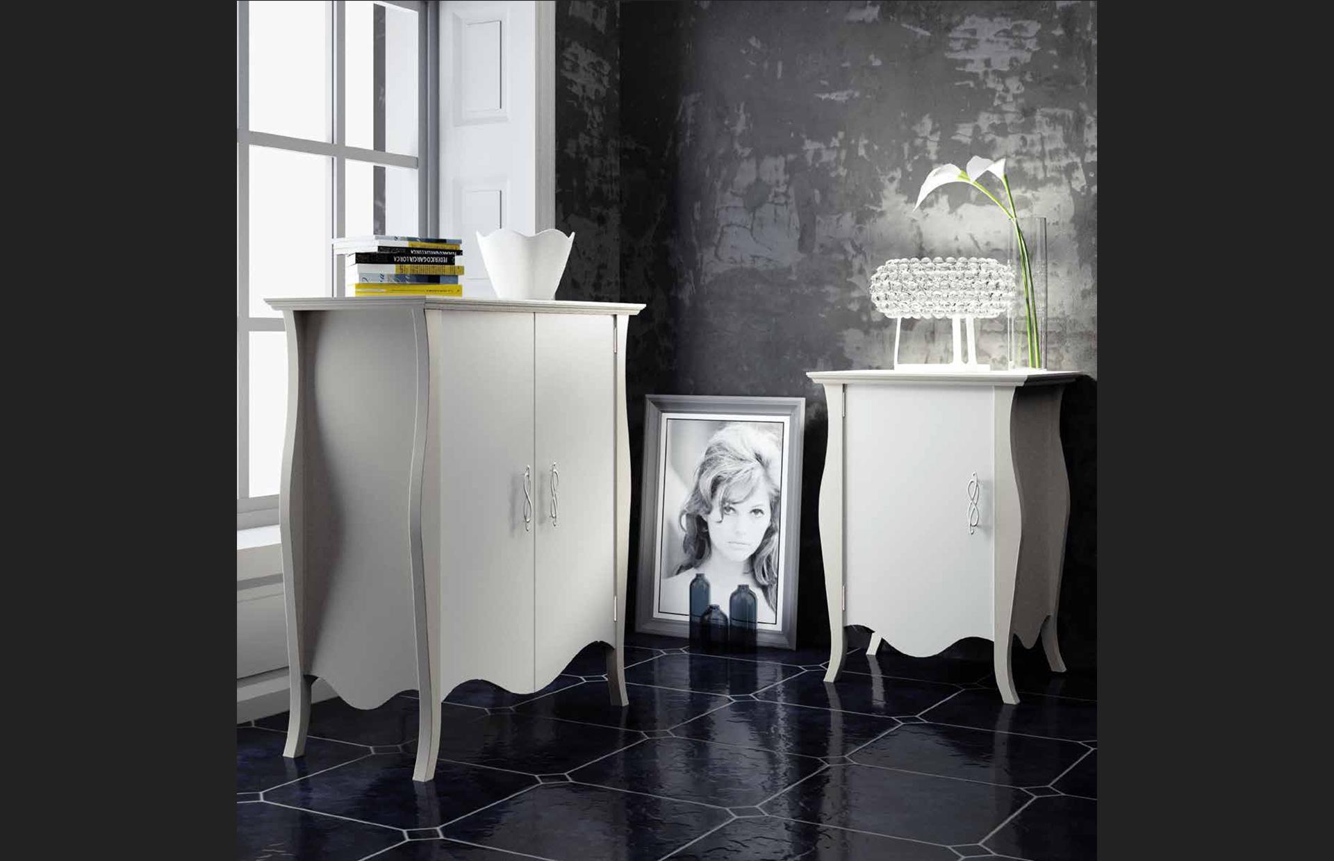 muebles auxiliares clásicos