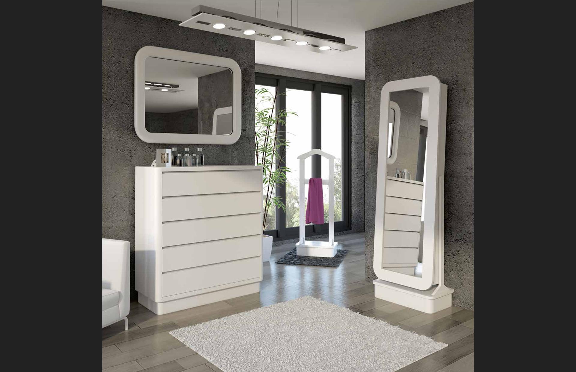 muebles auxiliares dormitorio